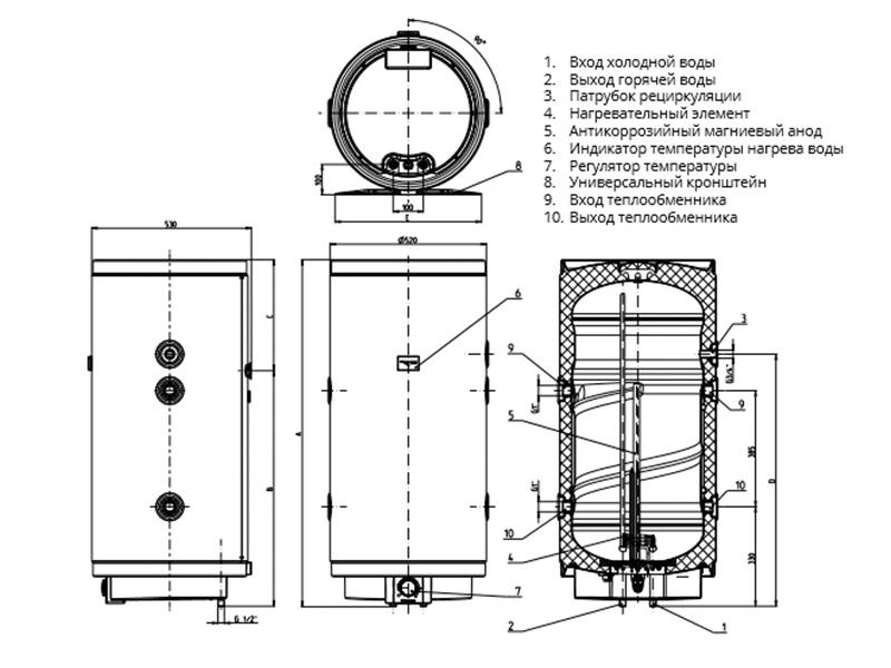 Tatramat ovk 120 схема