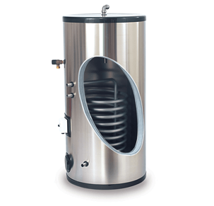 Водонагреватель с теплообменником 300 литров Пластины теплообменника Теплохит ТИ 56 Миасс
