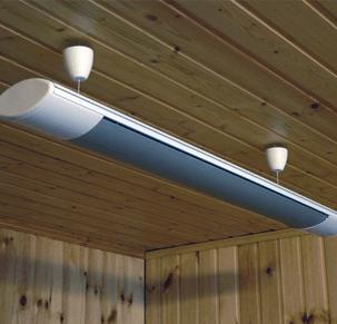 Отзывы о ламповых инфракрасных обогревателях